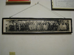 Photo: then I went to a Chinese doctor, he has a picture hung on his office wall that was taken in HK in 1955