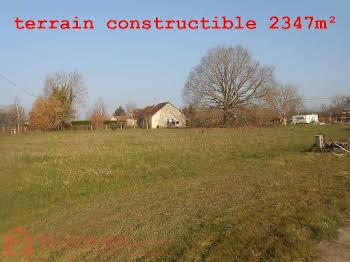 Terrain 2340 m2