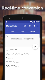 Morse Code Translator- screenshot thumbnail