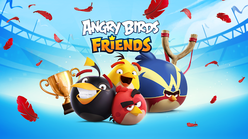 Angry Birds Friends screenshots 7