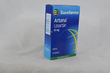 Solo Online Artana 50 Mg Tab/Comp x   30 Und