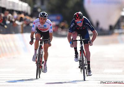 LIVE: Ganna sneller dan Campenaerts, is ritzege voor Italiaan? En wie wint de Giro, Hart of Hindley?
