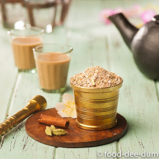 Homemade Chai Masala Powder