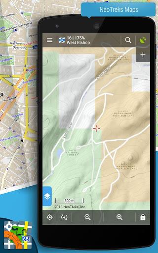Locus Map Pro - Outdoor GPS navigation and maps  screenshots 2