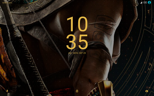 Assassins Creed Origins Xperia™ Theme for PC