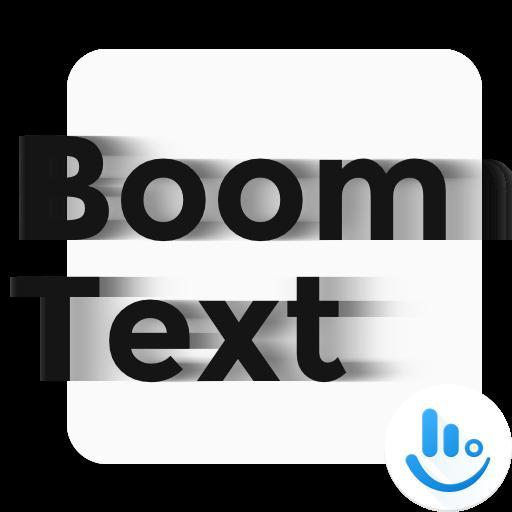 LaunchPad TouchPal Boomtext - Creat GIF Icon
