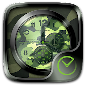 Army GO Clock Theme