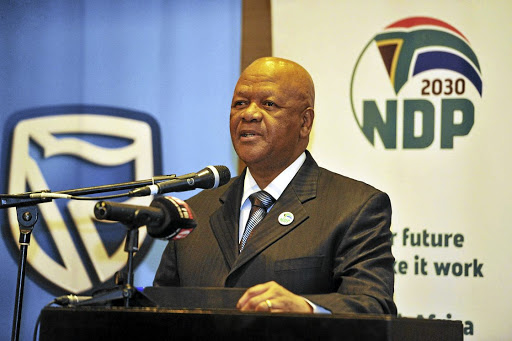 Minister in the Presidency Jeff Radebe. Picture: SIYABULELA DUDA