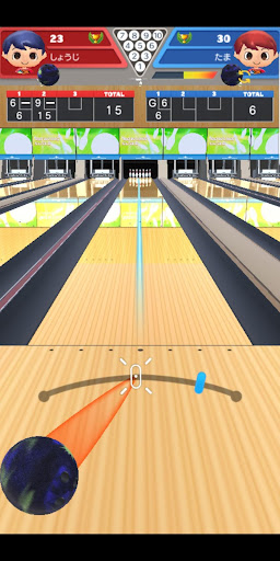 Bowling Strike 3D Bowling Game apkmr screenshots 2