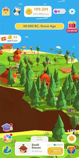 Evolution Idle Tycoon - World Builder Simulator filehippodl screenshot 6