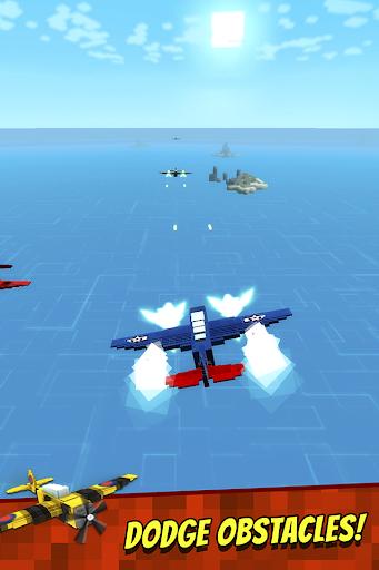 MC Airplane Racing Games 1.0.0 screenshots 2