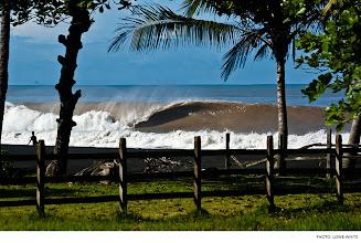 Photo: Playa Hermosa, Costa Rica. Photo: Lowe-White #Surfer #SurferPhotos