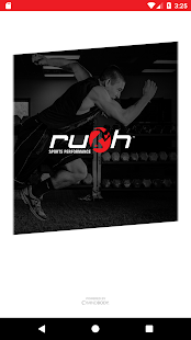 Rush Sports Performance - náhled