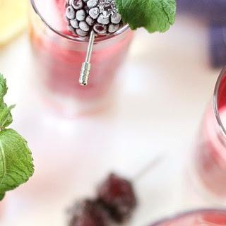 Blackberry-Lemonade Iced Tea