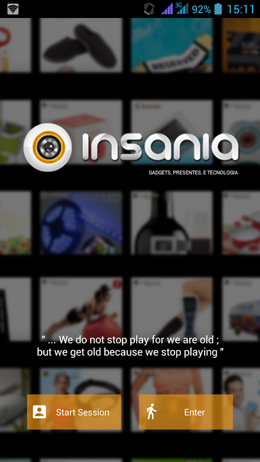 Insania.com- screenshot