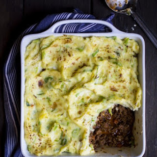 Shepherd'S Pie with Champ Mash Recipe