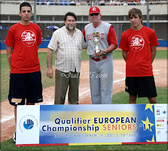 Photo: Suiza, segundo clasificado del Campeonato