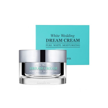 Banila Co White Wedding Dream Cream 韓式新娘妝前亮白面霜 50ml
