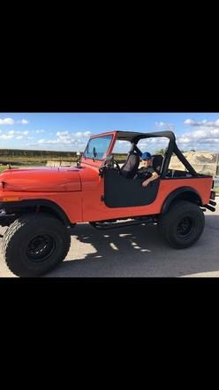 Jeep CJ 7 Hire FL