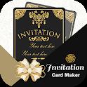 Digital Invitation Card Maker- Invitation Card icon