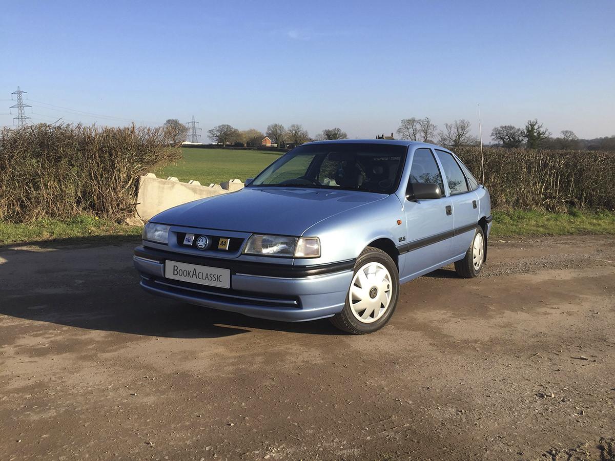 Vauxhall  Cavalier Hire Midlands