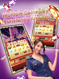 True Baccarat: Squeeze & Slots- screenshot thumbnail