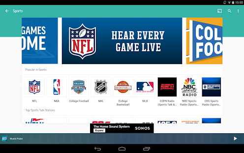 Download TuneIn Radio For PC Windows and Mac apk screenshot 7