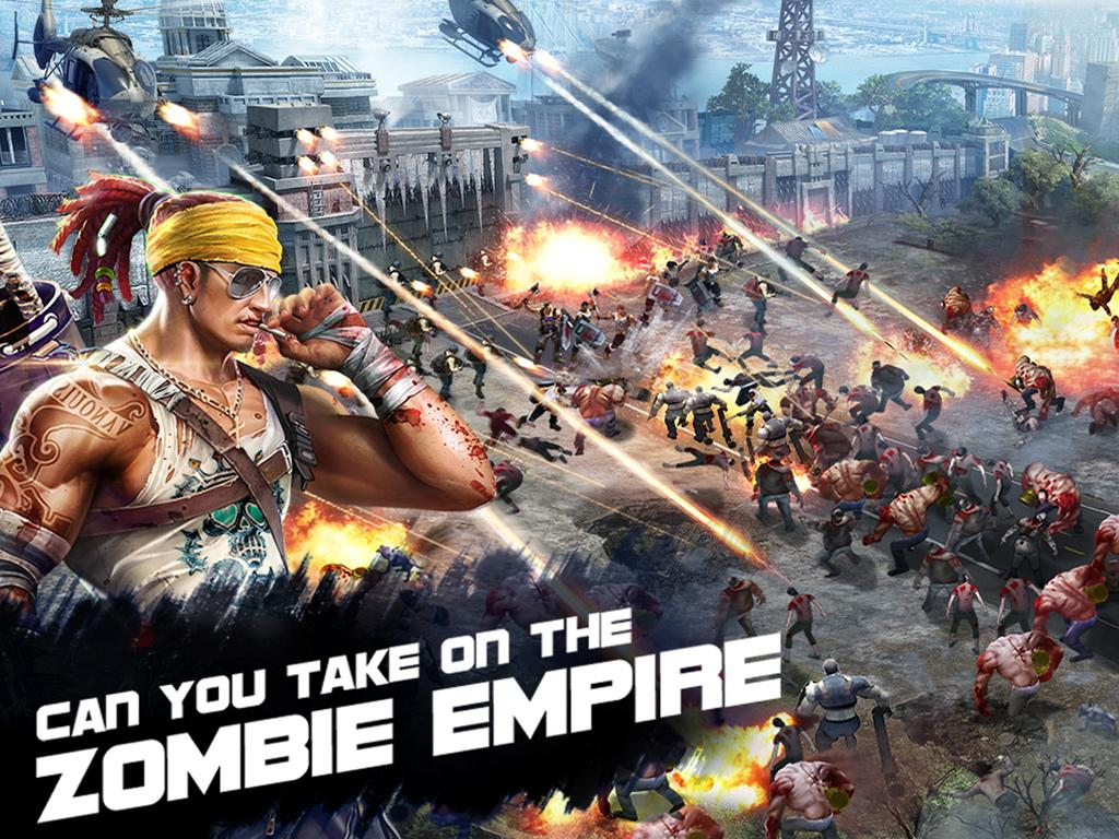Last Empire - War Z: Strategy- screenshot