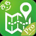 GPS Tracks Pro icon