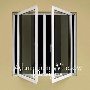 Reka Bentuk Tingkap Aluminium