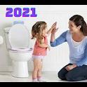 طرق التدريب على الحمام وترك الحفوضة icon