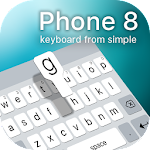 Phone 8 Emoji Keyboard Icon