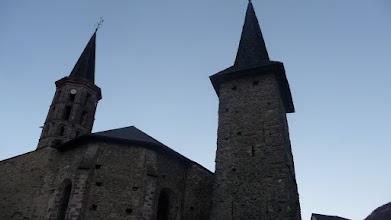 Photo: Église de Sentein