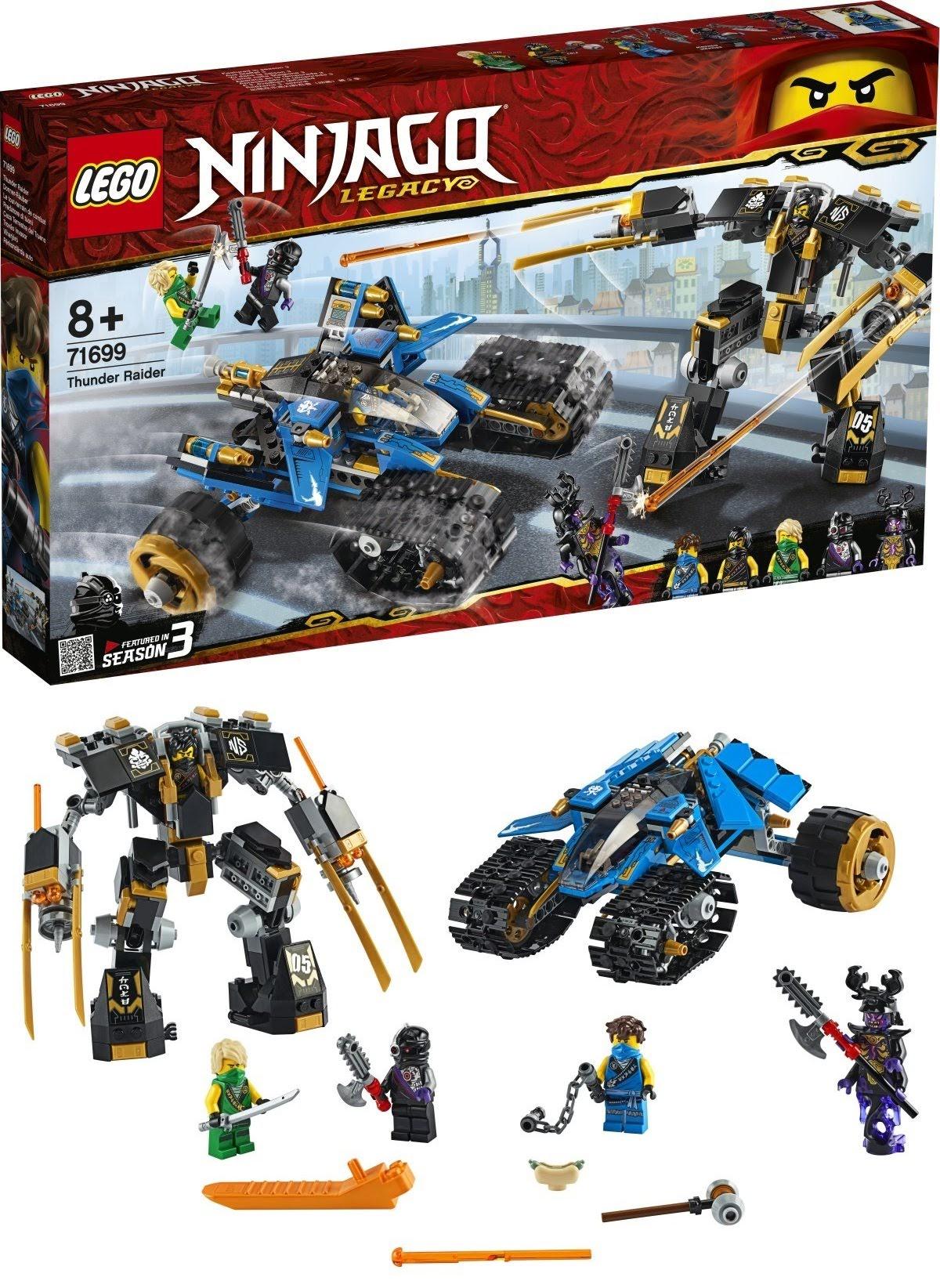 First 2020 LEGO NINJAGO Sets Revealed | BricksFanz