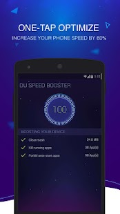 DU Speed Booster丨Cache Cleaner- screenshot thumbnail