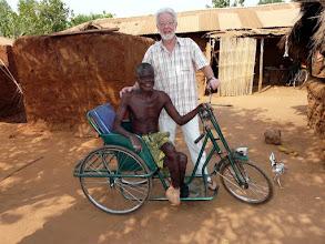 Photo: au village des lépreux, notre visite s'impose