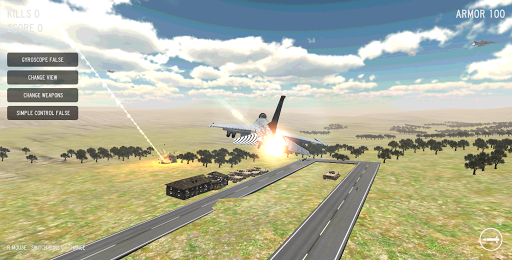 Air Fighter Dogfight