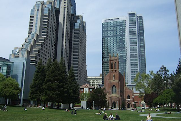Attractions in SoMa, San Francisco