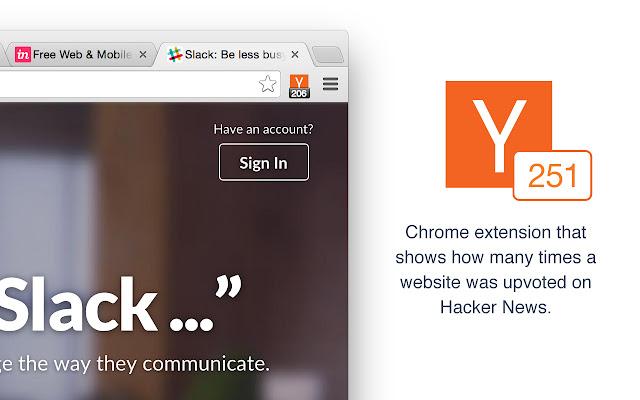 Hacker News Rank