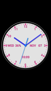 Download Photo Analog Clock Live Wallpaper-7 PRO APK 3 2 by