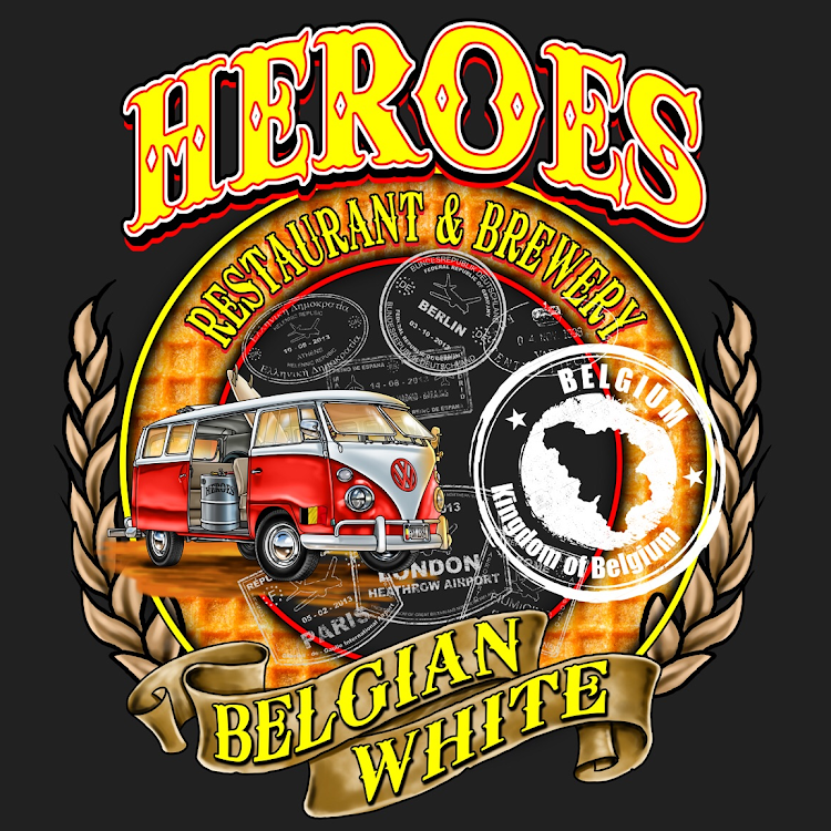 Logo of Heroes Belgian White