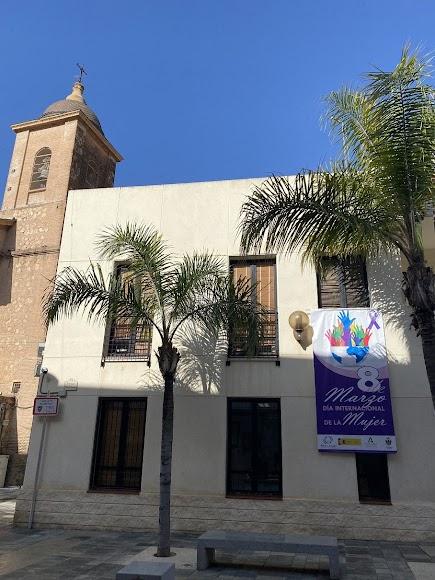 Fachada del Ayuntamiento de Pulpí.