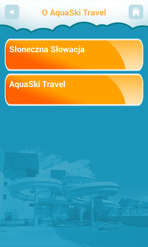AquaSki Travel- screenshot