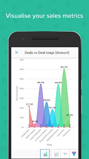 Zoho CRM - Sales & Marketing 3.3.45 screenshots 2