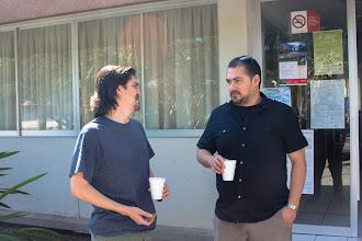 Photo: Andrés Pedroza and Eduardo González