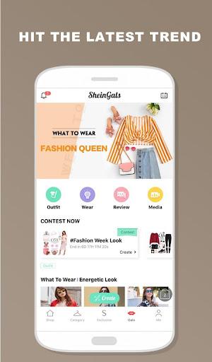 SHEIN-Fashion Shopping Online 6.4.6 screenshots 7
