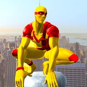 Rope Hero : Power Spider Fighter - Spider hero