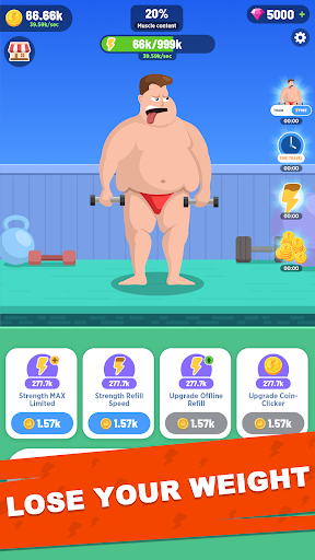 Calorie Killer-Keep Fit! screenshots 1