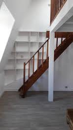 Appartement 2 pièces 37,68 m2