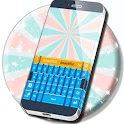 Blue Candy For GO Keyboard icon